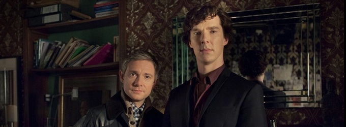 Benedict Cumberbatch to Return to BBC One's SHERLOCK in Special & 3 New Episodes