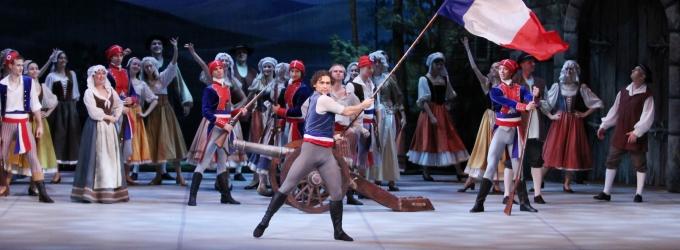 BWW Reviews: The Mikhailovsky Ballet's THE FLAMES OF PARIS