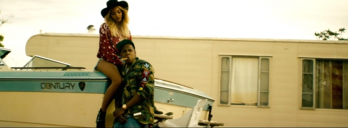 VIDEO: Jay Z & Beyonce 'On The Run' in New Short Film