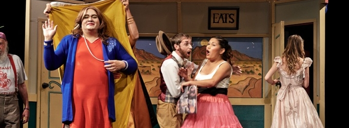 BWW Reviews: The 2014 FIESTA MELODRAMA Delivers Good, Old-Fashioned Fun