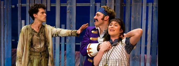 BWW Reviews: Pioneer Theatre Company's PETER AND THE STARCATCHER is Filled with Wonder