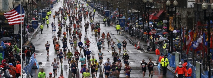 BWW Blog: The 119th Boston Marathon - Reclaiming Our Freedom With Determination