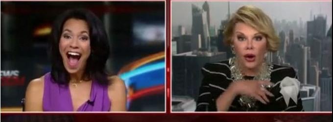 Joan Rivers Says CNN Interview 'Put Me On the Defensive'; Denies PR Stunt