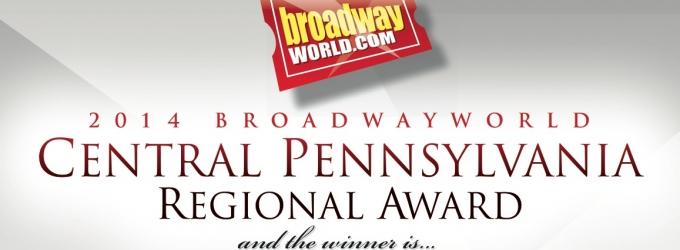 2014 BroadwayWorld Central Pennsylvania Winners Announced - Katie Sina, Melissa Gilbert, Marc Robin & More!