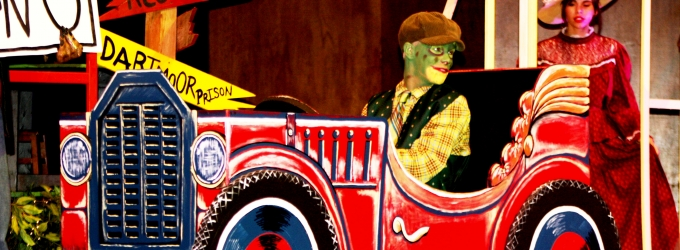 BWW Reviews: THE MAD ADVENTURES OF MR. TOAD Personifies Good Children's Theatre in the Treasure Valley