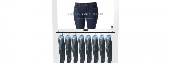 DL1961 Premium Denim Launches Denim Digital Doctor at Nordstrom