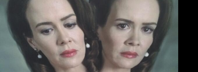 First Look At Sarah Paulson On AMERICAN HORROR STORY: FREAK SHOW