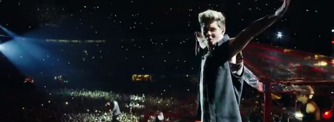 VIDEO: First Look - ONE DIRECTION's 'Where We Are' Concert Film Coming to Theaters Worldwide This October