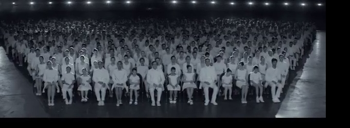 STAGE TUBE: First Look at Official Movie Trailer of THE GIVER Starring Jeff Bridges, Meryl Streep, Katie Holmes & More!
