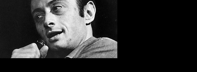 Brandeis University Acquires Personal Papers of Comedian Lenny Bruce