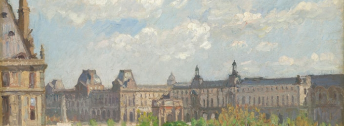 STAGE TUBE: Portland Art Museum Director Brian Ferriso Discusses 'The Art of the Louvre's Tuileries Garden'