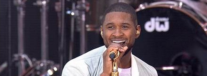 VIDEO: Usher Performs 'OMG', New Single 'She Came to Give It to You' & More on TODAY