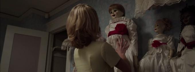 VIDEO: Trailer for Horror Thriller ANNABELLE