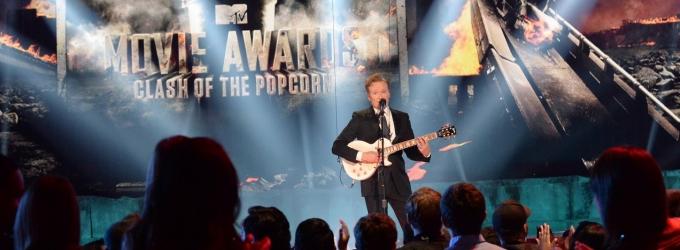 'Catching Fire' Tops 2014 MTV MOVIE AWARDS; Full Winners List!