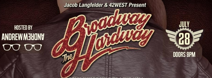 Flashy Promo Video For BROADWAY THE HARDWAY With Hall, Magnussen, Maroulis & More