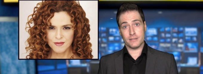 BWW TV Exclusive: CHEWING THE SCENERY- Randy Talks Idina Menzel, CATS, Bernadette Peters, and More at the CTS Newsdesk