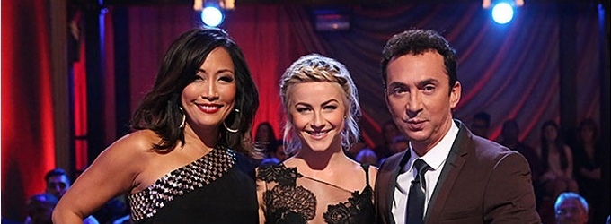 It's Official: ABC Announces Julianne Hough as Fourth DANCING WITH THE STARS Judge