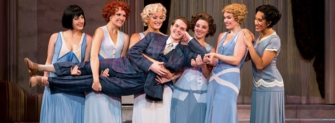 BWW Reviews: NICE WORK IF YOU CAN GET IT Tour is a 'Nice Show if You Can Catch It' at Hershey