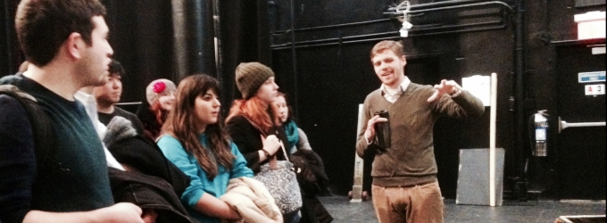 BWW Exclusive: Visiting London and NYC with National Theater Institute Alumni