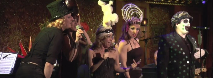 STAGE TUBE: First Look at TABOO: TEN YEARS LATER at 54 Below - Highlights!