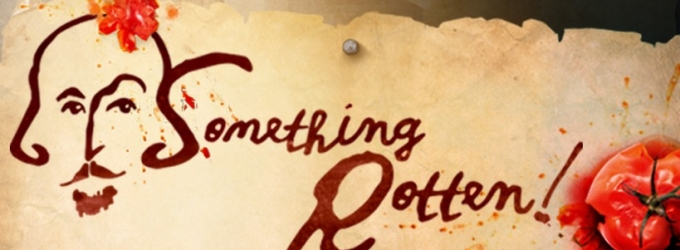 Video + Casting Scoop! Nicholaw-Helmed, Broadway Bound SOMETHING ROTTEN! Sets Starry Lab Cast