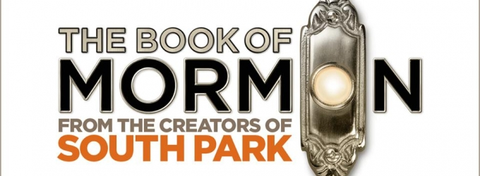 THE BOOK OF MORMON to Open in Melbourne, 2017