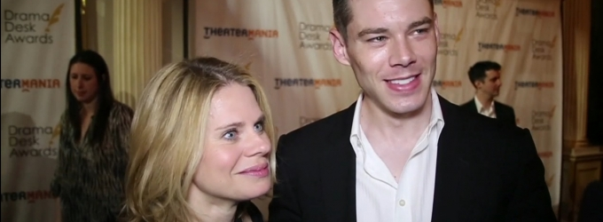 BWW TV: Chatting with the 2014 Drama Desk Featured Nominees- Celia Keenan-Bolger, Brian J. Smith, Jan Maxwell & More!