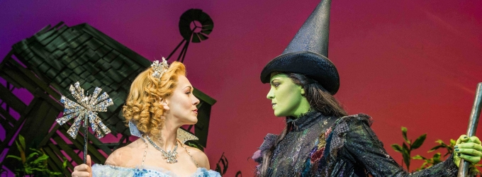 Photo Coverage: WICKED Media Night - DiNoia, Stevenson And The West End Cast!