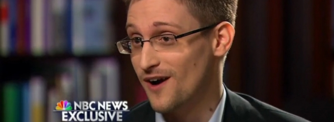VIDEO: First Look - NBC News' Brian Williams INSIDE THE MIND OF EDWARD SNOWDEN