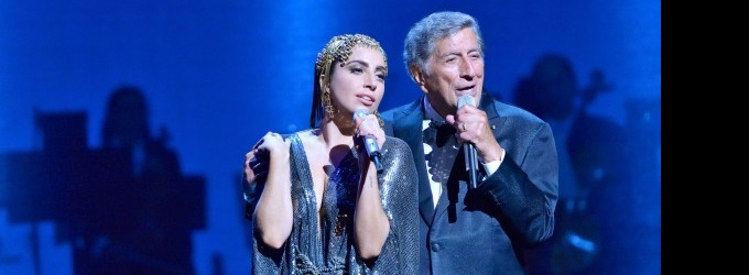 Lady Gaga & Tony Bennett's CHEEK TO CHEEK Is #1 Album