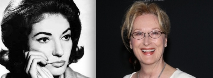 Meryl Streep to Portray Opera Legend Maria Callas in HBO Adaptation of MASTER CLASS