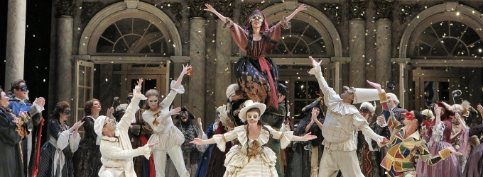 BWW Reviews: MASKED BALL in San Francisco
