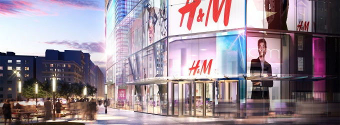 H&M is Going BIG in Herald Square