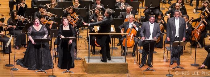 NY Phil and Verdi REQUIEM