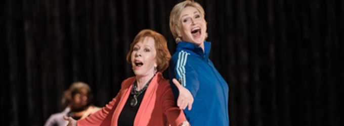 SOUND OFF World Premiere Exclusive: GLEE's Jane Lynch & Carol Burnett Sing 'The Trolley Song' From MEET ME IN ST. LOUIS