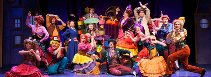 BWW Reviews: Phoenix Theatre's MARY POPPINS Is the Resounding Sum of All Its Fabulous Parts