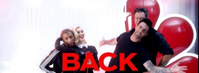 VIDEO: Check Out Gwen Stefani & Pharrell Williams in New VOICE Promo