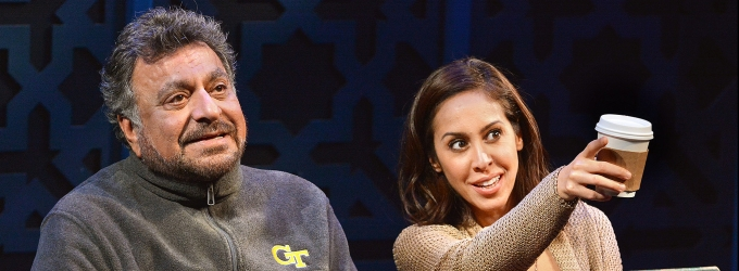 BWW Reviews: The Secrets of THE WHO & THE WHAT are Revealed on the Copaken Stage