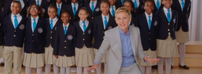 VIDEO: ELLEN is 'Happy' About Return of Season 12 - Check Out Her All-New Promo!