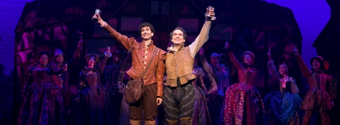 Review Roundup: SOMETHING ROTTEN! Opens on Broadway - All the Reviews!