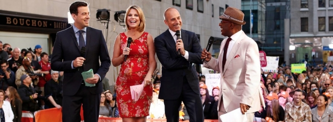 NBC's TODAY Signs Multi-Year Contract Extension with Anchor Matt Lauer