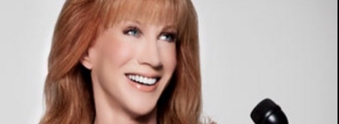 BREAKING: Kathy Griffin to Host 2014 DAYTIME EMMY AWARDS