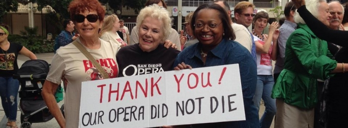 BWW Exclusive: San Diego Opera Rejoices in a New Vision