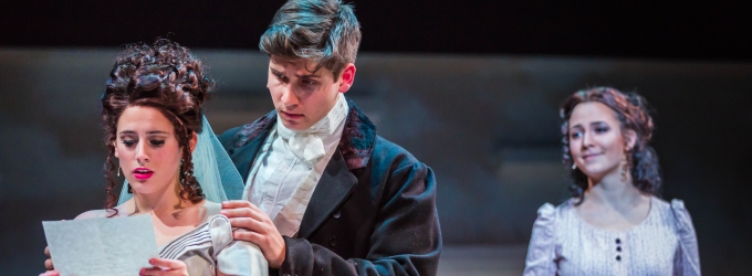 Photo Flash: First Look at the Northern Kentucky University's LES MISERABLES Starring Professor Jason Vest