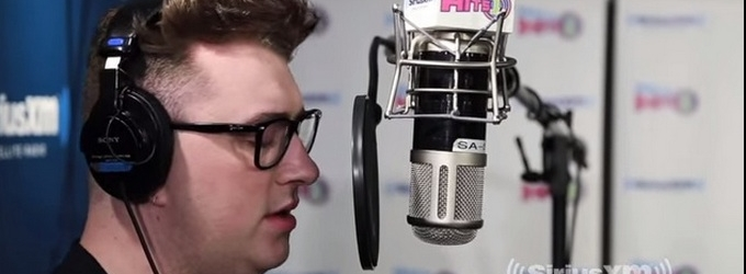 VIDEO: Sam Smith Performs Stirring Cover of Houston's 'How Will I Know?'