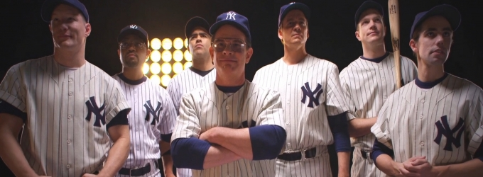 BWW TV: Batter Up! New Commercial for Broadway's BRONX BOMBERS Released