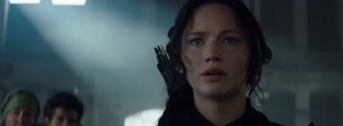VIDEO: Trailer for THE HUNGER GAMES: MOCKINGJAY - PART I Has Arrived!