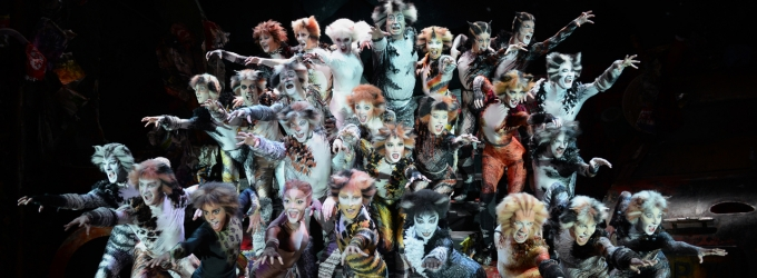 Photo Flash: The Jellicle Cats are Back! New Production Photos of West End Revival of Andrew Lloyd Webber's CATS!