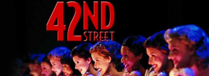 30 Days Of The 2014 Tony Awards: Day #13 - 42nd STREET