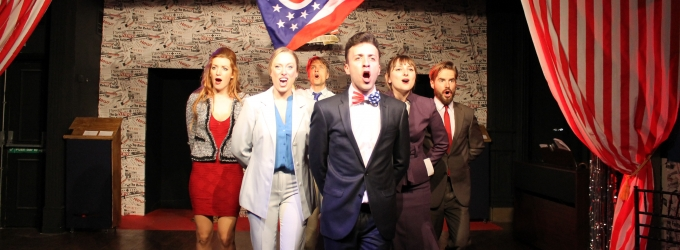 Exclusive Photo Flash: First Look at VOTE FOR ME - A MUSICAL DEBATE at London Theatre Workshop